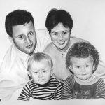 portret ze zdjęcia czarno biały